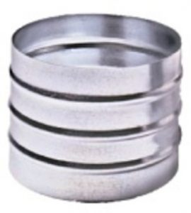 Air Galvanized Steel Coupler