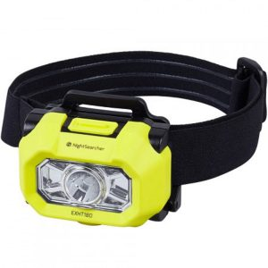EX HT220 Atex Intrinsically Safe LED Head Torch