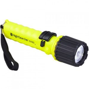 EX160 Atex Intrinsically Safe LED Flashlight
