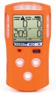 MGC Multi Gas Detector IR Sensor