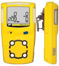 Gas detector monitor