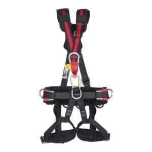 PORTEKT P71E SUSPENSION AND WORK POSITIONING HARNESS