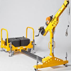 Davit Arm Systems Rescue