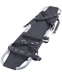 folding rescue-stretcher.